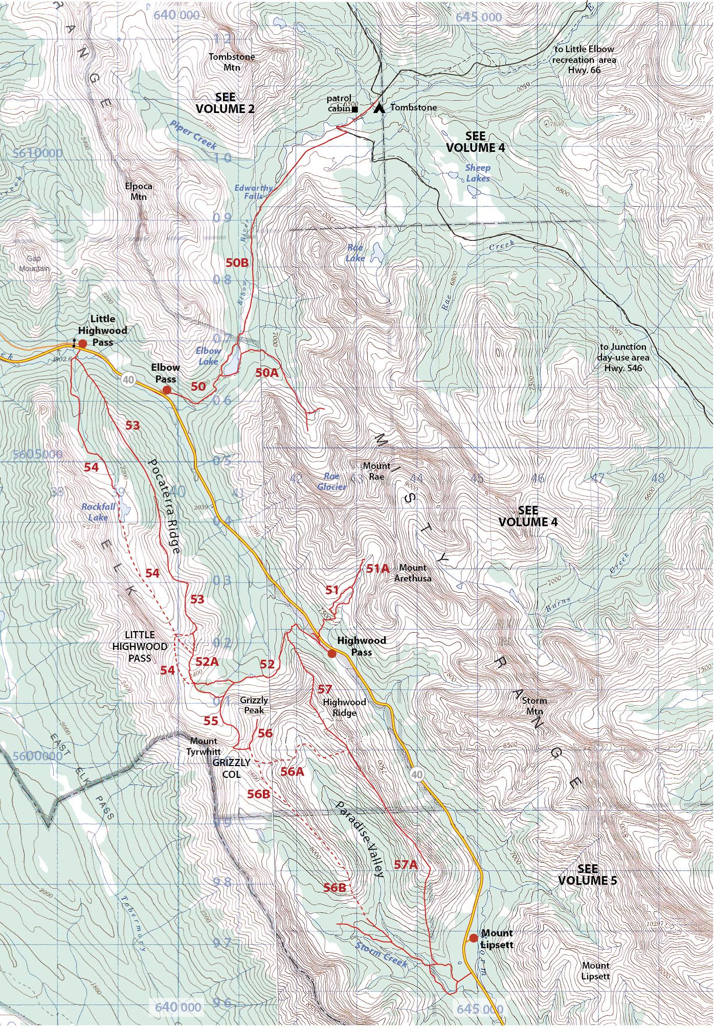 Maps I Map on
