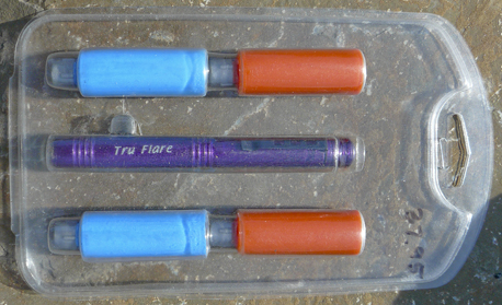 True Flare Pen Launcher Kit with Bangers and Whistlers