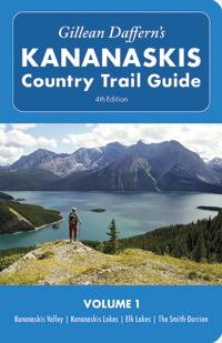 Kananaskis Country Trail Guide Vol. 1