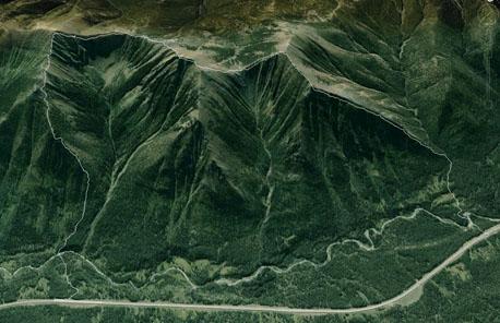 Odlum Ridge 3D View