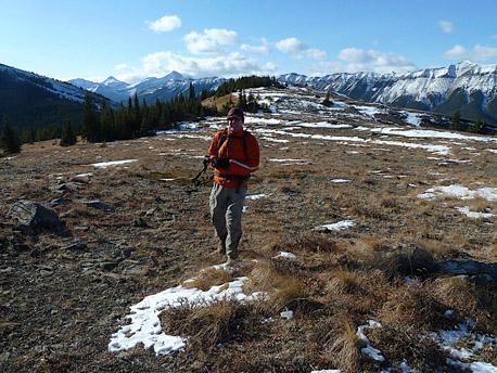 North Powderface Ridge