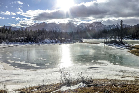 Yam Natural Area Twin Lakes
