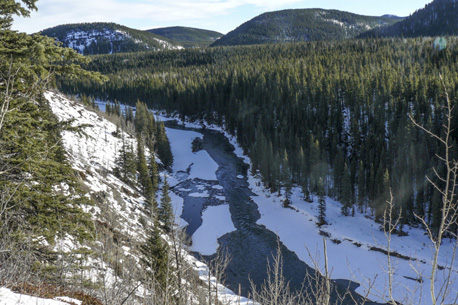 riverview snowshoe