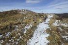 Winter Walks on Mount Barwell