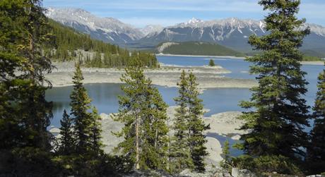 Upper Kan Lake
