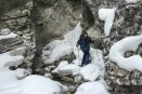 Snowshoe to Forbes Creek Grotto