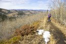 Spring Hikes in the Sheep River Area