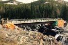Tiger Jaws Falls Bridge Update