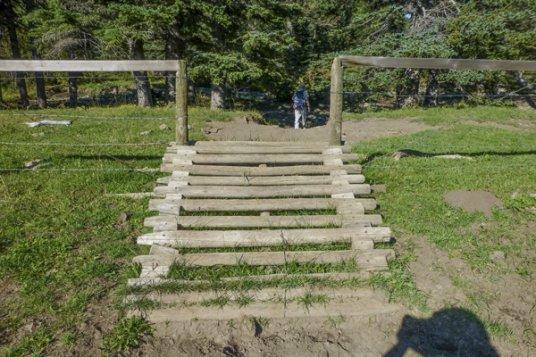 Willow Creek gate