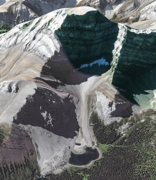 Avalanche Impact Pool