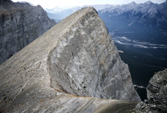 Ha Ling Peak Trail to be Realigned and Upgraded Thumbnail