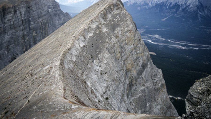 Ha Ling Peak Trail to be Realigned and Upgraded