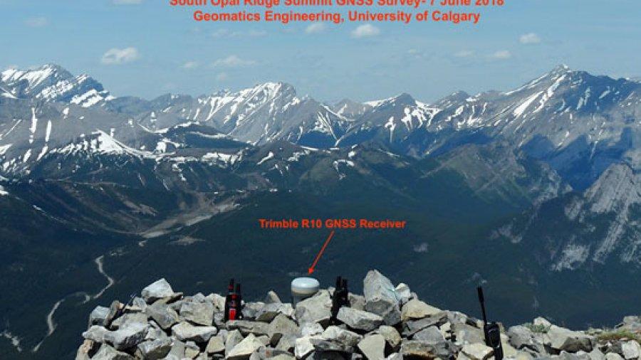 GNSS survey